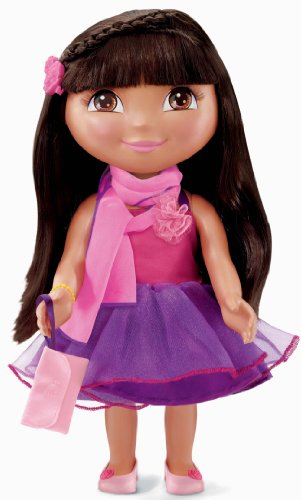 Fisher-Price Dora the Explorer Dress Up Collection Fashions - Birthday Fiesta - 1