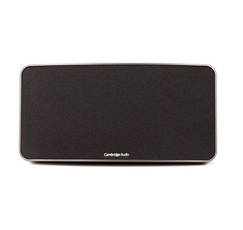 Cambridge Audio Minx Air 100 Speaker for Bluetooth & Airplay (iOS & iTunes) Compatible Devices - Black