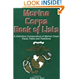Marine Corps Book Of Lists