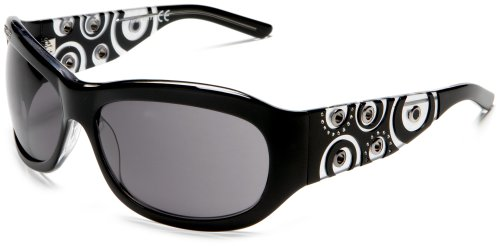 41Nm8kwN3nL Miss Sixty Womens MX313SW Resin Sunglasses