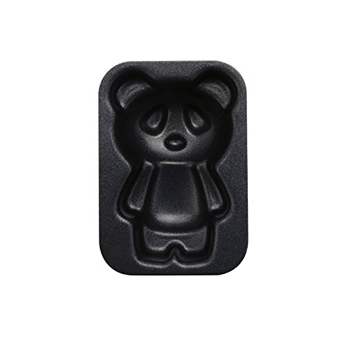 Aluminum Animal Print Cartoon Cake Mold Baking Pan for Child (Panda) (Panda Pan compare prices)