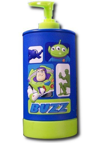 Disney Pixar Toy Story Buzz Lightyear Lotion Pump