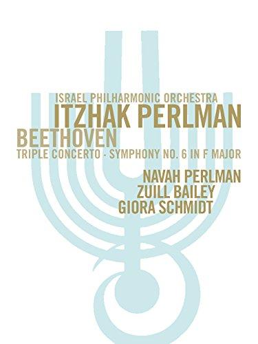 Israel Philharmonic Orchestra, Itzhak Perlman