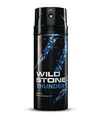 Wild Stone for Men, Thunder, 150ml