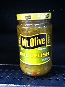 Mt. Olive Dill Relish(pack of 3)