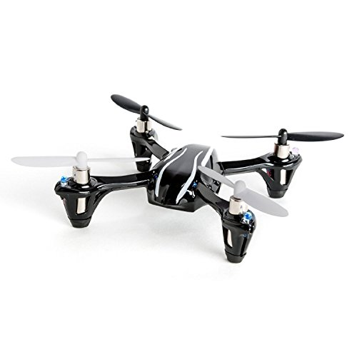 Hubsan-X4-H107L-4-Channel-24GHz-RC-Quadcopter-Black
