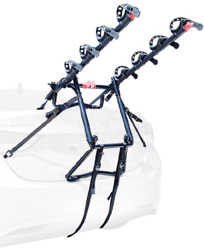 Allen Sports Premier 4-Bike Trunk Rack front-439673