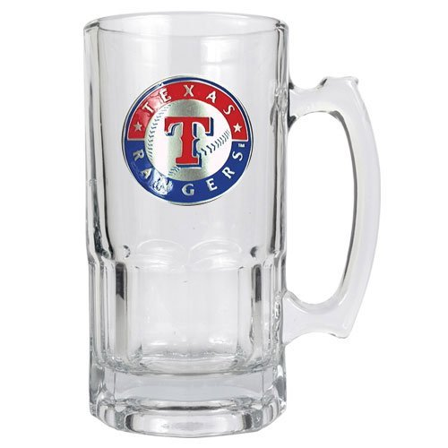 MLB Texas Rangers 1-Liter Macho Mug (Primary Logo) at Amazon.com