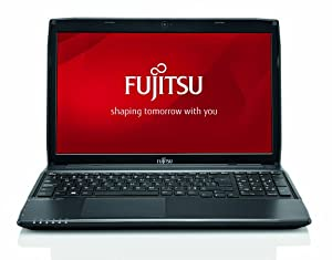 Fujitsu Lifebook A544 15.6-inch Notebook (Black) - (Intel Core i3 2.4GHz, 4GB RAM, 500GB HDD, DVDSM DL, LAN, WLAN, Webcam, BT, Integrated Graphics, Windows 7 Pro)