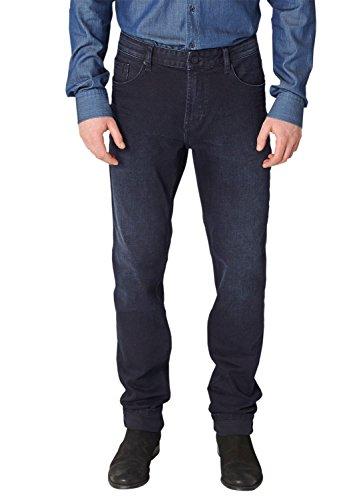 s.Oliver Premium Herren Straight Leg Jeanshose 12.503.71.4899, Gr. W33/L32 (Herstellergröße: 33), Blau (blue nights denim non str 58Y8)