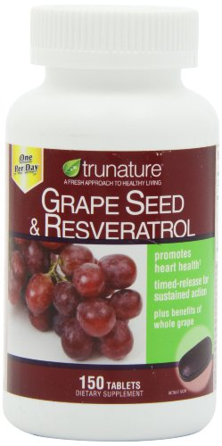 TruNature Grape Seed & Resveratrol - 150