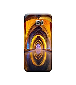 EPICCASE Premium Printed Back Case Cover With Full protection For Samsung Galaxy S6 Edge+ (Designer Case)