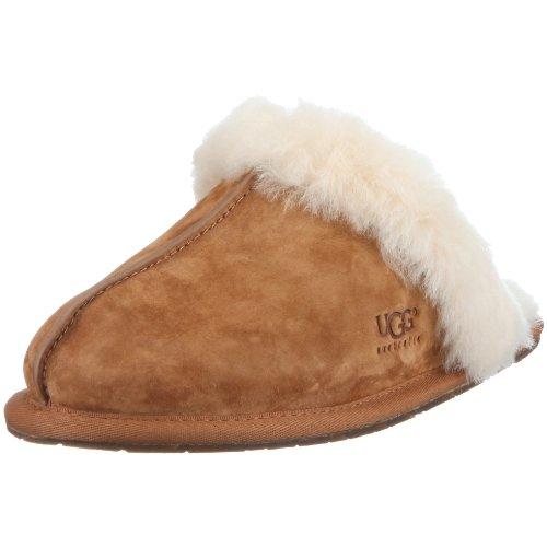 Ugg Australia - Pantofole donna, Marrone (Chestnut), EU 37 (US 6)