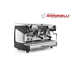 Nuova Simonelli Aurelia Ii T3 2 Group Espresso Machine With Maumbiisem02Cw0006
