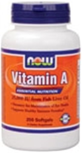 Vitamin A (25,000IU)