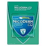 Nicotine Transdermal System - NicoDerm CQ STEP 1 - 3 Week Kit - 21 Clear 21 mg Nicotine Patches