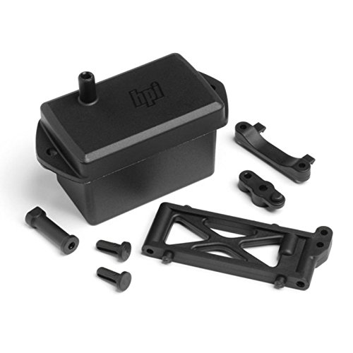 HPI Racing 100324 Receiver Box/Upper Deck Parts Set - 1