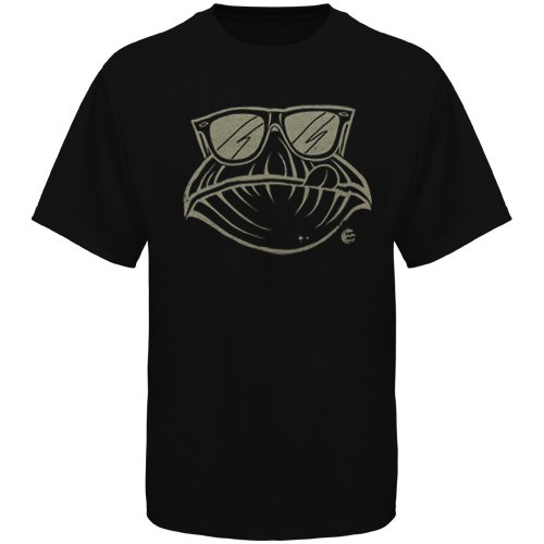 Billabong Clammin Out Organic T-Shirt - Black