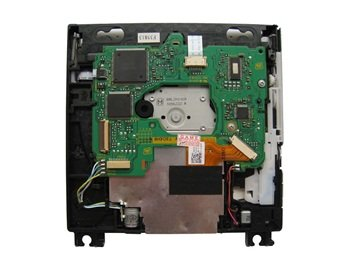 Rom Drive Replacement Part For Nintendo Wii (Green) front-254636