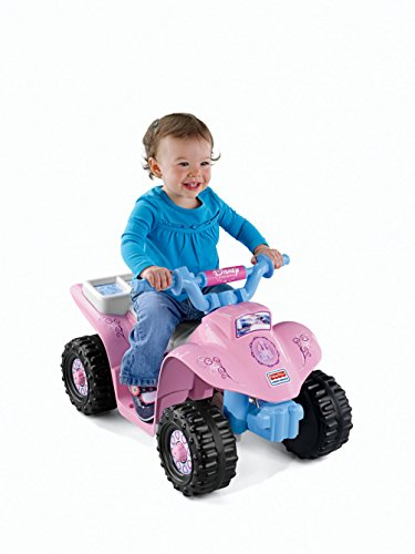 Buy Bargain Power Wheels Disney Princess Lil' Quad