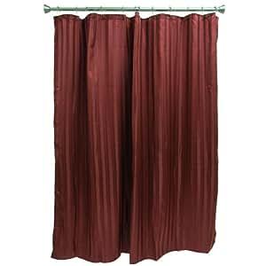 Regal Red Shower Curtain Home Kitchen