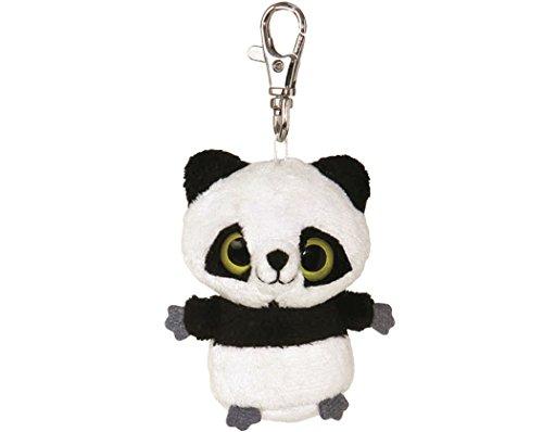 YooHoo & Friends Plüschtier Panda Bär, schwarz
