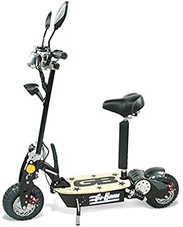 800 Watt Folding Electric Commuter Scooter For Big Kids, Black available at Amazon for Rs.199834