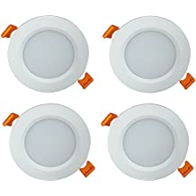 Led Downlight Led Panel Light 7w Pack Of 4 Cool White
