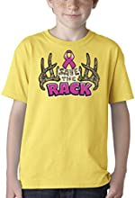 Expression Tees Save The Rack Breast Cancer Awareness Kids T-shirt