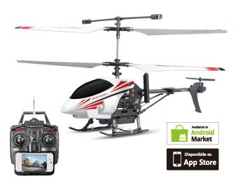 2013 NEW JXD 352W 35CH Wifi Radio Dual Remote Controller - Real-Time Video Transmission RC Helicopter w Gyro Download Free App uFeEagle