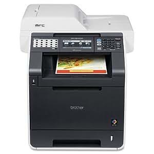 New-Brother MFC9970CDW - MFC-9970CDW Wireless Laser All-in-One Printer, Duplex Printing - BRTMFC9970CDW