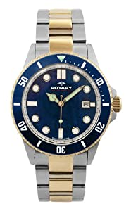 Rotary Men's Aquaspeed Watches AGB00027/W/05