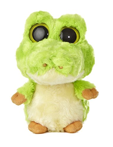 "Aurora World YooHoo Smilee Alligator 5"" Plush"