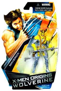 Buy Low Price Hasbro X-Men Origins Wolverine Maverick Figure (B001SR886C)