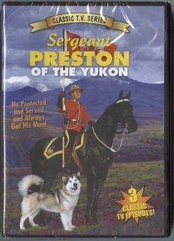 Sergeant Preston Of The Yukon: 3 Classic TV Episodes (Sergeant Preston Of The Yukon compare prices)