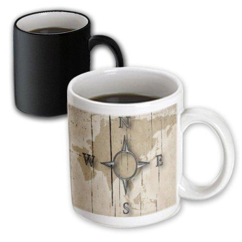 Weathered Wood Coffee Table