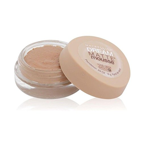 Maybelline New York Dream Matte Mousse Foundation Nude (021)