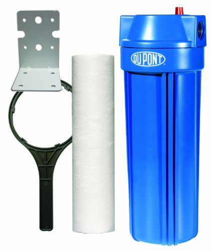DuPont WFPF13003B Universal Whole House 15,000-Gallon Water Filtration System (Sediment Filter Water compare prices)