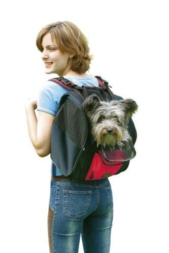 Bild: Karlie Flamingo 31471  Smart Bag  schwarz  rot