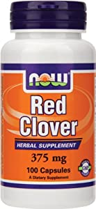 Now Foods Red Clover 100 Caps