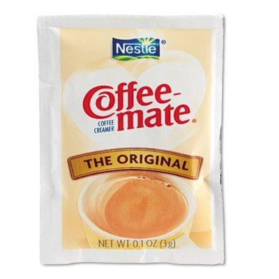 Coffeemate Creamer, Original, 3 Gram Packets, 50/Bx