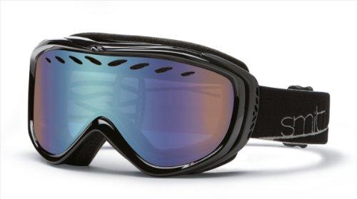 SMITH OPTICS Erwachsene Skibrille Transit, Black, M006469ME99ZF