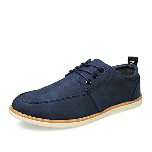 Simple mode été business casual chaussures/Chaussures basses hommes/UK sauvages chaussures de conduite