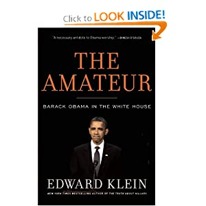 The Amateur - Edward Klein
