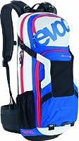 EVOC FR Enduro  Sac à dos avec protection dorsale Bleu/Blanc 16 liter (M/L)
