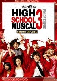 PELICULA HIGH SCHOOL MUSICAL 3 : LA GRADUACION - Amazon.com Music