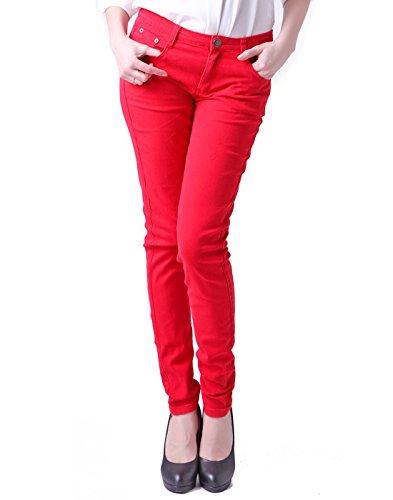 HDE-Womens-Jeans-Jeggings-Five-Pocket-Stretch-Denim-Pants