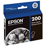 Epson T200120 DURABrite Ultra Standard-Capacity Black Ink Cartridge