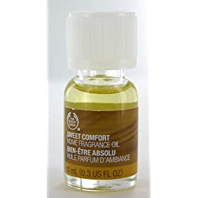 The Body Shop Sweet Comfort Home Fragrance Oil 10ml