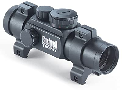 Bushnell Trophy Multi Red/Green Dot Reticle Riflescope, 1x28 by Bushnell Tactical